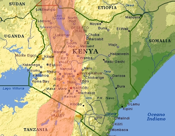 Cartina Dell Africa Orientale.Dal Sapiens Arcaico Infine Disce